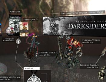 Ruszyła przedsprzedaż kolekcjonerskich edycji Darksiders III w Polsce