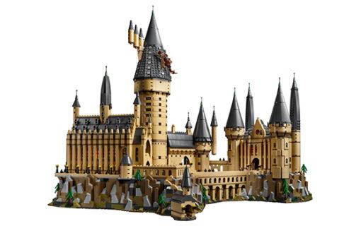Zestaw LEGO Harry Potter Zamek Hogwart dostępny w sprzedaży