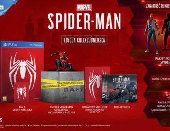 Specjalne wydania Spider-Mana dostępne w Media Markt i Saturnie