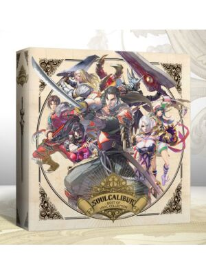SoulCalibur Best Of Vinyl Collection