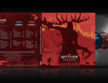 4-płytowe wydanie ścieżki dźwiękowej z Wiedźmina 3 ponownie w sprzedaży