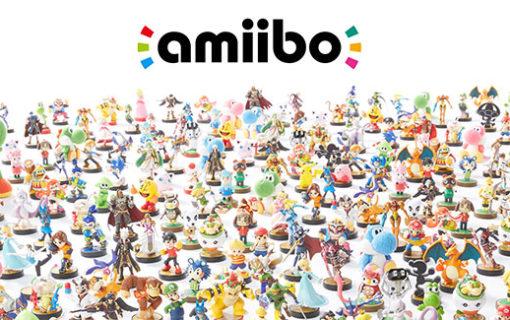 Tego lata zadebiutują nowe figurki amiibo