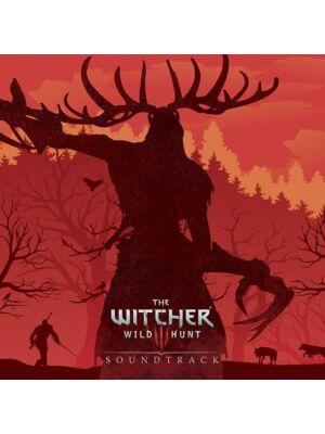 Wiedźmin 3: Dziki Gon ścieżka dźwiękowa 4xLP