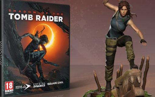 Wydanie Shadow of the Tomb Raider Ultimate Edition ponownie dostępne w sklepie Square Enix