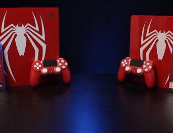 Spider-Man – unboxing kolekcjonerskiego wydania gry i limitowanych Playstation 4