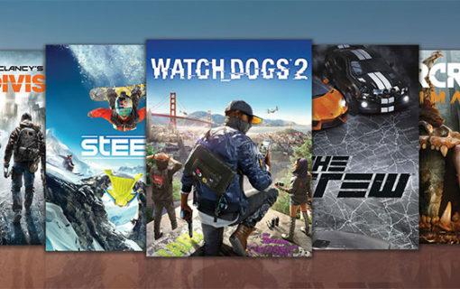 Wyprzedaż w sklepie Ubisoftu z okazji E3