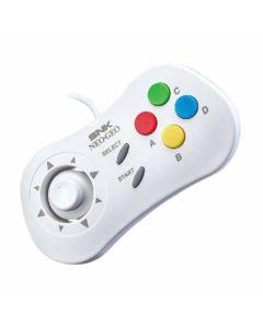 NEOGEO Mini biały kontroler