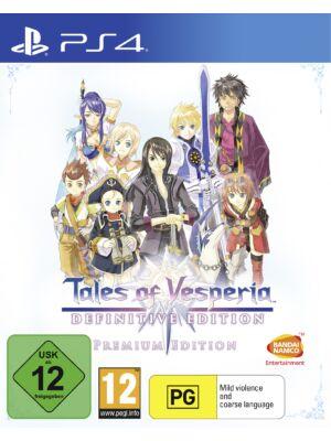 Tales of Vesperia: Definitive Edition Premium Edition