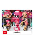 Amiibo Splatoon Octoling