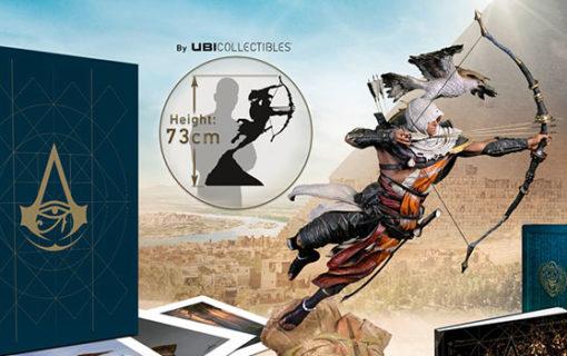 Edycje kolekcjonerskie Assassin's Creed Origins