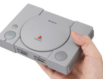 Sony zapowiedziało PlayStation Classic – miniaturową wersję swojej pierwszej konsoli