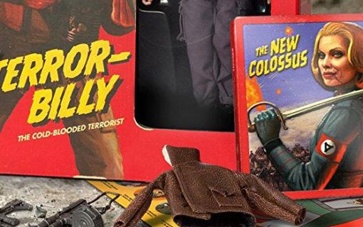 Wolfenstein II: The New Colossus – Edycja Kolekcjonerska