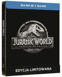 Jurassic World. Upadłe Królestwo Steelbook