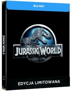 Jurassic World Steelbook