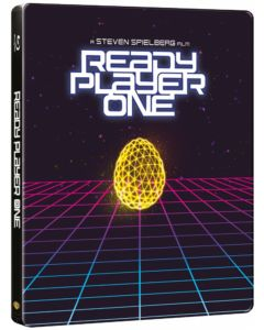 Player One Steelbook