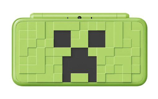 Limitowane wydanie New Nintendo 2DS XL Minecraft Creeper Edition trafi do Europy