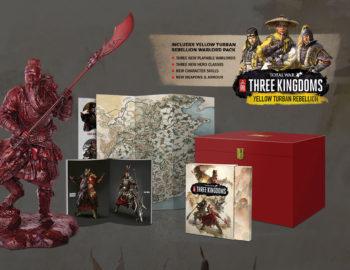 Total War: Three Kingdoms zadebiutuje w marcu wraz ze specjalnymi wydaniami