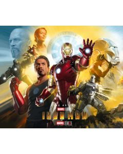 The Art of Iron Man 10th Anniversary Edition