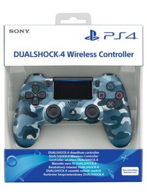 DualShock 4 Blue Camo