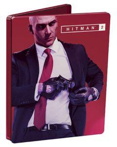 Hitman 2 Steelbook