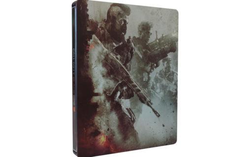 Steelbook z Call of Duty: Black Ops 4 jako gratis w wybranych sklepach