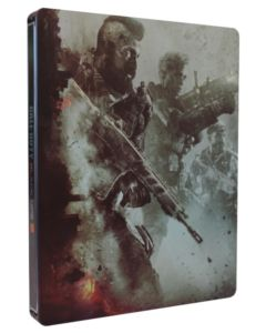 Call of Duty: Black Ops 4 Steelbook