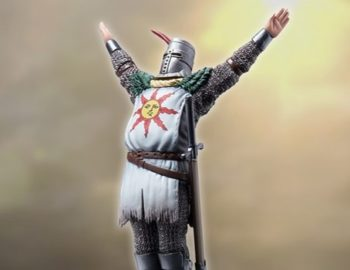 Konkurs! Do wygrania amiibo Solaire of Astora z Dark Souls