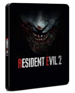 Resident Evil 2 Steelbook