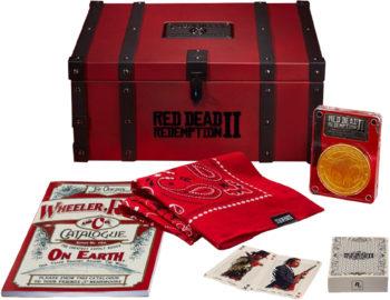Pierwsze unboxingi specjalnych wydań Red Dead Redemption 2