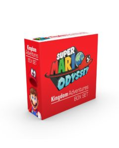 Super Mario Odyssey Kingdom Adventures Box Set
