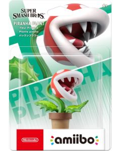 Amiibo Super Smash Bros. – Piranha Plant