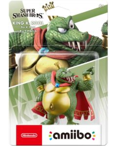 Amiibo Super Smash Bros. – King K. Rol