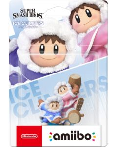 Amiibo Super Smash Bros. – Ice Climbers