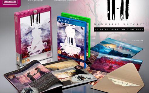 Debiutujące dziś 11-11: Memories Retold pojawi się wkrótce w limitowanym kolekcjonerskim wydaniu