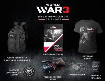 Edycja specjalna World War 3 z okazji 100-lecia Niepodległości Polski