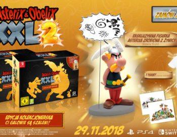 Specjalne wydania Asterix & Obelix XXL 2 w ofercie polskich sklepów