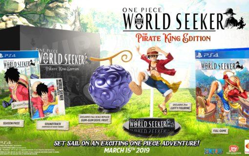 One Piece: World Seeker z datą premiery i edycją kolekcjonerską