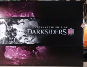 Unboxing kolekcjonerskiego wydania Darksiders III Apocalypse Edition