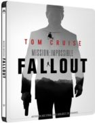 Mission: Impossible Fallout Steelbook