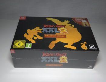 Unboxingi specjalnych edycji gry Asterix & Obelix XXL 2