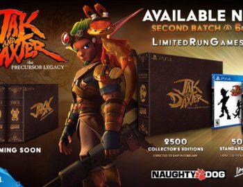 Limited Run Games przyszykuje kolekcjonerskie wydania gier z serii Jak and Daxter na Playstation 4