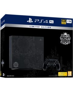 Playstation 4 Pro Limitowana Edycja Kingdom Hearts III