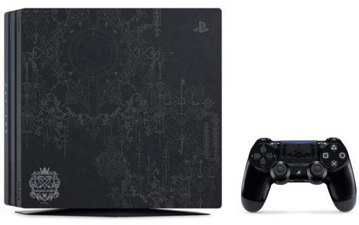 Playstation 4 Pro w limitowanej edycji Kingdom Hearts III dostępny w przedsprzedaży w Polsce