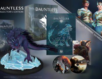 Dauntless z edycją kolekcjonerską i steelbookiem