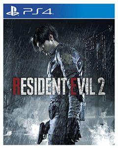 Resident Evil 2 z trójwymiarową obwolutą