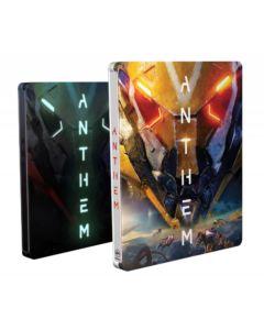 Anthem Steelbook Fluorescencyjny