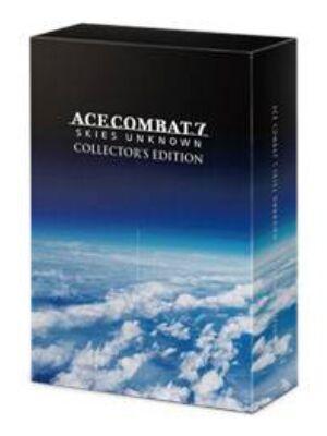 Ace Combat 7: Skies Unknown Edycja Kolekcjonerska JP