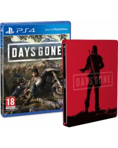 Days Gone Steelbook