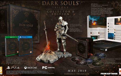 Darks Souls Trilogy do Europy trafi z Edycją Kolekcjonerską