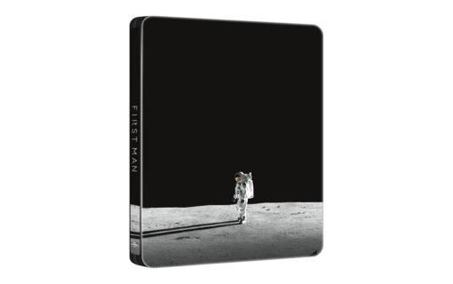 Pierwszy człowiek na Blu-ray w Steelbooku z premierą w lutym